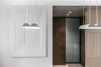 经济型90平米现代简约风格卫生间装修案例