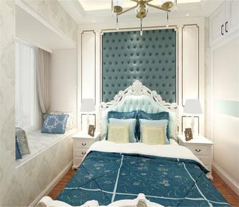 90平米三欧式风格卧室装修图片大全