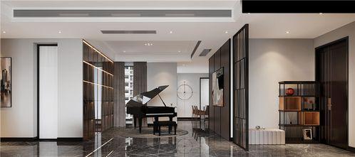 20万以上140平米四轻奢风格玄关设计图