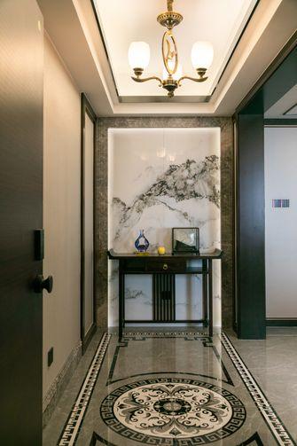 140平米四室两厅中式风格玄关图