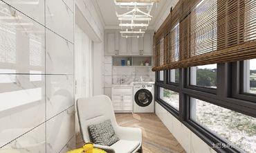 豪华型100平米三欧式风格阳台装修图片大全