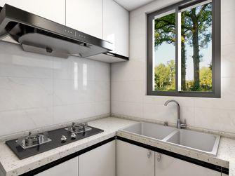5-10万40平米小户型中式风格厨房装修案例