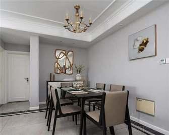 15-20万130平米三室三厅美式风格厨房图片大全