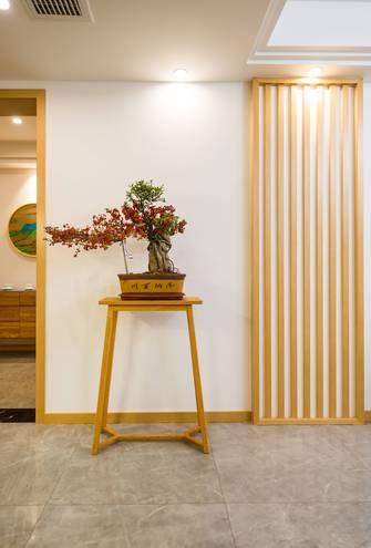 富裕型140平米三日式风格走廊装修图片大全