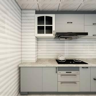 豪华型140平米四室一厅北欧风格厨房欣赏图