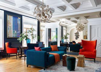 20万以上140平米三混搭风格客厅效果图
