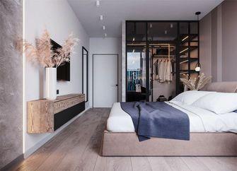 5-10万80平米北欧风格卧室图片