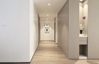 20万以上130平米复式田园风格走廊装修案例