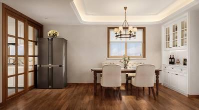 15-20万100平米三室两厅美式风格餐厅装修效果图