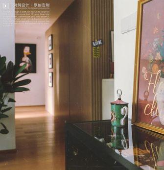 20万以上130平米三室两厅混搭风格走廊设计图