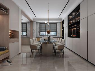 3万以下140平米三现代简约风格餐厅设计图