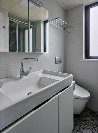 三美式风格卫生间设计图