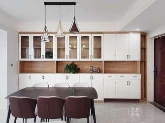 富裕型120平米四室两厅现代简约风格玄关欣赏图