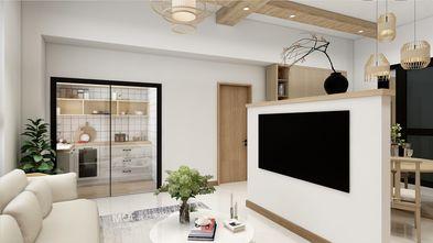 20万以上140平米别墅田园风格客厅装修案例