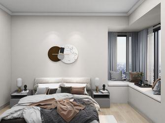 10-15万90平米三室一厅欧式风格卧室图片