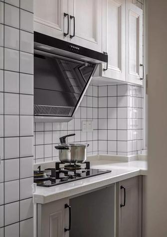 5-10万50平米美式风格厨房图