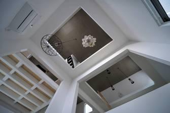 140平米别墅日式风格客厅装修效果图