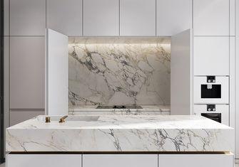 90平米公寓轻奢风格厨房效果图