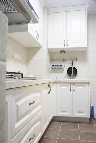 经济型90平米三美式风格厨房装修图片大全