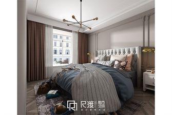 豪华型140平米复式美式风格卧室装修案例