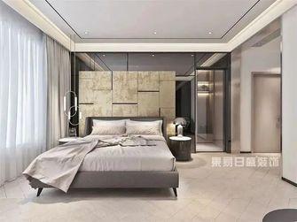 140平米四现代简约风格卧室图