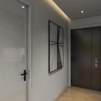 110平米四室两厅现代简约风格玄关效果图