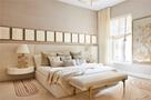 富裕型140平米三英伦风格卧室欣赏图