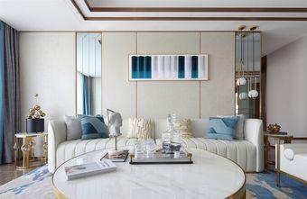 10-15万140平米三室两厅地中海风格客厅装修效果图