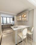 20万以上140平米四室两厅法式风格厨房装修图片大全