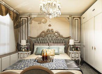 经济型100平米三室两厅欧式风格卧室图片大全
