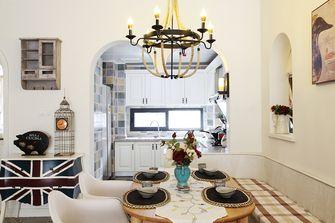 豪华型140平米四室两厅新古典风格餐厅设计图