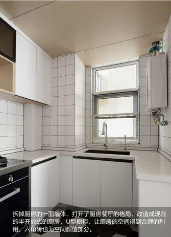 经济型80平米日式风格厨房效果图