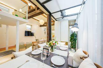 经济型80平米三日式风格客厅设计图
