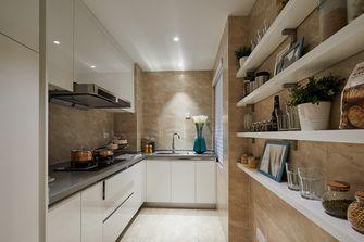 经济型70平米混搭风格厨房效果图