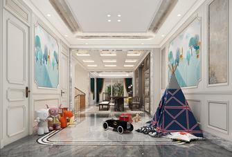20万以上140平米别墅新古典风格其他区域装修图片大全