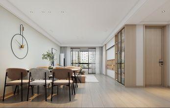 富裕型140平米四室两厅日式风格餐厅图片