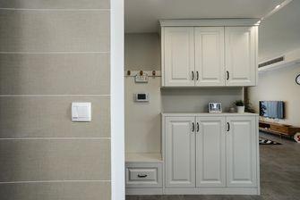 富裕型90平米三室一厅混搭风格客厅图片