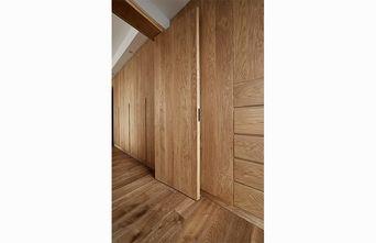 10-15万110平米三室两厅日式风格走廊效果图