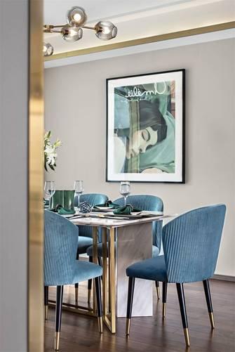 15-20万120平米三室两厅美式风格餐厅装修图片大全
