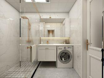 90平米法式风格卫生间图片