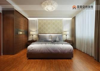 富裕型140平米三室三厅新古典风格卧室装修效果图