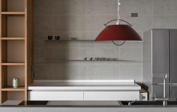140平米三室一厅日式风格厨房装修图片大全