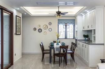 豪华型130平米四地中海风格餐厅欣赏图