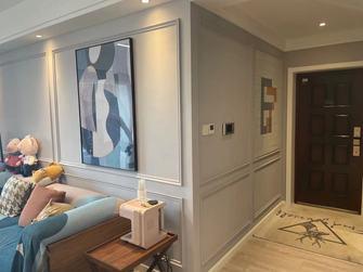 豪华型120平米三室两厅北欧风格走廊装修案例