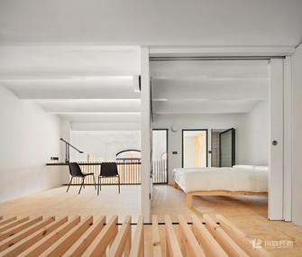 20万以上复式日式风格卧室图