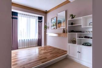10-15万120平米三室两厅北欧风格影音室装修效果图