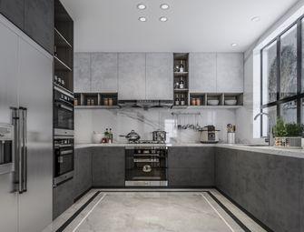 20万以上140平米复式新古典风格厨房效果图