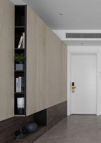 20万以上110平米三室两厅现代简约风格玄关欣赏图