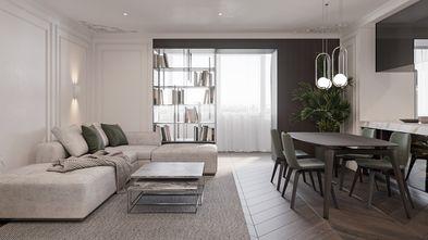 10-15万110平米三室两厅美式风格客厅设计图
