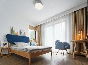 20万以上140平米四室三厅工业风风格卧室装修效果图